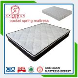 Available Size Rolled Package Pocket Spring Mattress