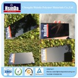 China Supplier Free Sample Black High Glossy Mirror Effect Powder Coating
