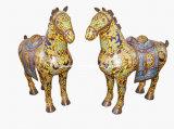 Cloisonne Horse (JW033)