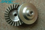 Diamond Grinding Cup Wheel for Stone (SG102)