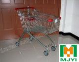 125 Liters European Style Supermarket Retail Store Shopping Trolley
