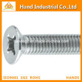 Ss Screw Phillips Csk/Flat Head Machine Screw