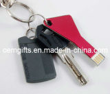 Promotion Key Shaped Pendrive USB Flash Driver (OG-007)