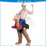 Ostrich Inflatable Walking Costume for Sale