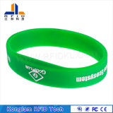 Custom Elastic Bracelet Silicone for Water Park