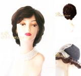 Human Hair Wig Full Lace Wig