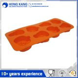 Hot Selling Pumpkin Shape Silicone Ice Cube Mould /Ice Cube Tray