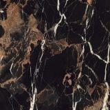 Popular Chinese Black Portoro Marble for Hotel Lobby/Corridor