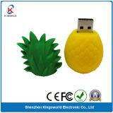 PVC Pineapple 8GB Gift USB Flash Drive