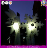 Wonderful Night Party Amazing Inflatable Stilts Performance Costumes Snowflake