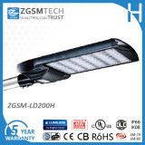 High Power LED Street Light 200W for Pole Light