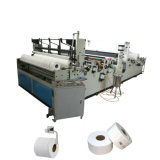 Full Automatic Slitting and Rewinding Maxi Roll Toilet Paper Making Machine