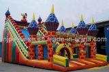 PVC Inflatable Castle Slide (CH-0234)