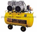 70L 410r/Min 1.1kw Oil Free Slient Air Compressor (LY1100-02)