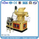1 Ton/Hour Vertical Ring Die Types Wood Pellet Mill Machine