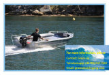 Ce Certificate 4.2m Small Aluminum Ship for Fishing Dinghy Boat