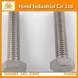Made in China Ss304 Hex Head Full Thread Bolt