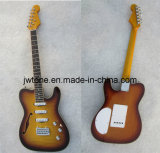 Semi Hollow Body F Hole Custom Quality Tele Electric Guitar