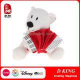 Multi-Poses Polar Coco-Cola Promotion Gifts Bear Plush Toy