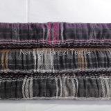 Cotton Yarn Dyed Fashion Crinkle Fabric (LZ5200)