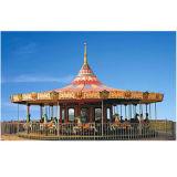 2017 Hot Sell Amusement Park Carousel Entertainment Equipment (JS0005)