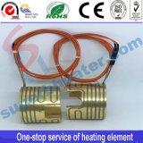 Molded Embedded Brass Heating Ring Hot Runner Heater
