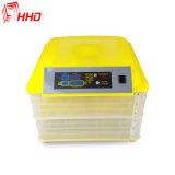 Ce Approved Newest Automatic Mini Egg Incubator (EW-96)