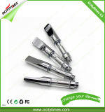 Ocitytimes High Quality Double Coil O Pen Glass Cbd Clear Vape Atomizer
