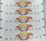 Colorful Printed Baby Diaper Frontal Tape PP Spunbond Nonwoven