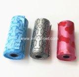 Pet Cleaning Product, Biodegradable Dog Waste Bag/ Dog Poop Bag with Dispenser/Drawstring Dog Poop