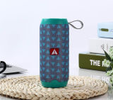Portable Fabric Cover Dual USB Rechargeable Bluetooth Speaker Jbl