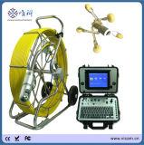Vicam Sewer Pipe Inspection Crawler Robot with PT Camera Joystick V8-3288PT-1