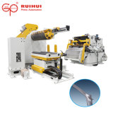 Automation Machine Nc Servo Straightener Feeder and Uncoiler Use in Press Machine