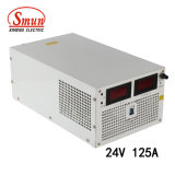 Smun S-3000-24 3000W 24VDC 125A Single Output Switching Power Supply