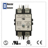 Magnetic 40 AMPS 2 Pole 240V UL Certificated AC Dp Contactor for Air Conditioner