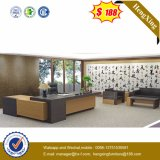 Modern MFC Laminated MDF Wooden Desk Office Table (HX-NT3102)