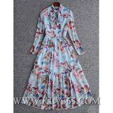 Wholesale Lady Beautiful Long Dress