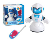 R/C Robot with Music and Light for Kids