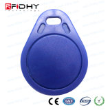 Dual-Frequent Multi Chip ABS RFID Keyfobs