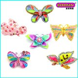 New Wholesale Fashion Enamel Butterfly Metal Bulk Brooch
