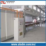 6 Baskets Single Door Aluminum Aging Furnace/Oven in Aluminum Extrusion Machine with Beton Burner