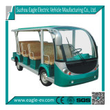Electric Shuttle Bus, 11 Seats, Eg6118kb, CE Approved, Brand New