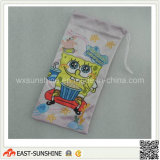 Custom Design Printed Microfiber Eyewear Pouch (DH-MC0587)