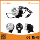 10W CREE T6 High Power Aluminum LED Bicycle Light (YZL805)