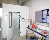 Paint Mixing Room Clean Room Pre Station