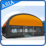 Outdoor PVC Tarpaulin Inflatable Paintball Tent for Paintball Event