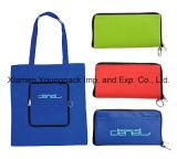 Custom Non-Woven Folding Promotional Tote Bag