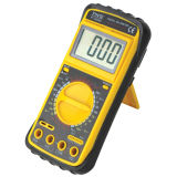 Pocket-Size Digital Multimeter for Tester