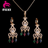 2016 Factory Direct Gold Plated Party Fashion Jewelry Top Quality Dubai Gold Jewelry Set