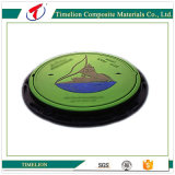 Fireproof Gas FRP Manhole Covers with Rings